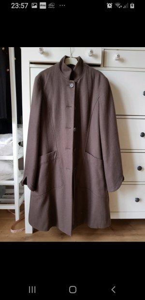 Sisley Cappotto corto grigio-verde