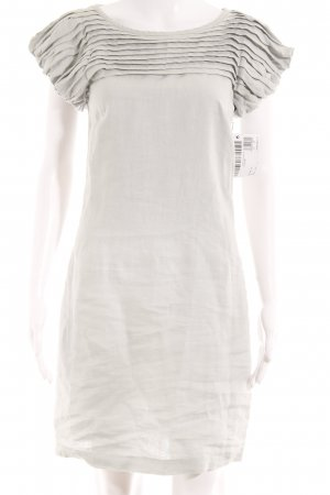 Sisley Minikleid hellgrau Casual-Look