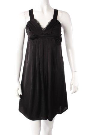 Sisley Minikleid schwarz