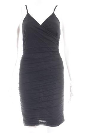 Sisley Minikleid schwarz Party-Look