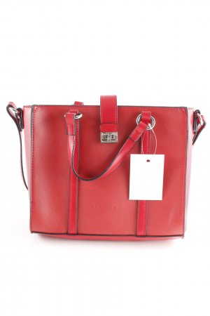 Sisley Mini Bag red-silver-colored casual look