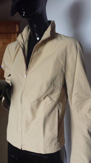 Sisley neuwertige Jacke in hellem Senfton Gr. S