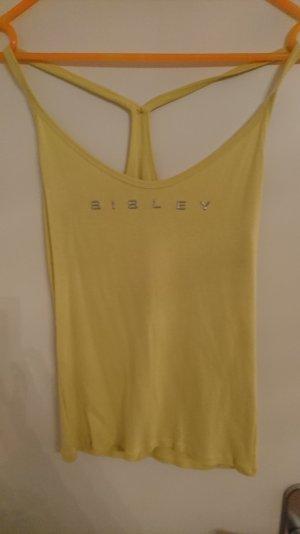 Sisley Oberteil in gelb