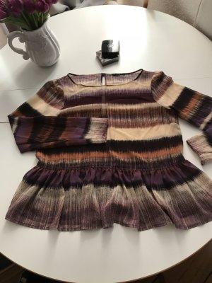 Sisley Polyester-Bluse, Gr. 34, neuwertig