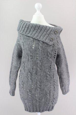 Sisley Pullover grau Größe S 1709140110497