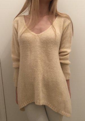 Sisley Jersey de lana multicolor
