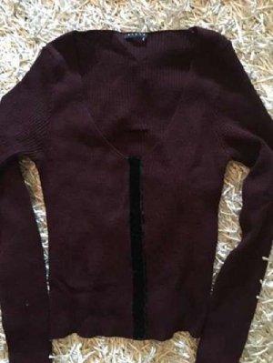 Sisley Pullover Strick Gr. S