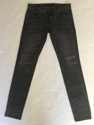 Sisley Tube jeans grijs