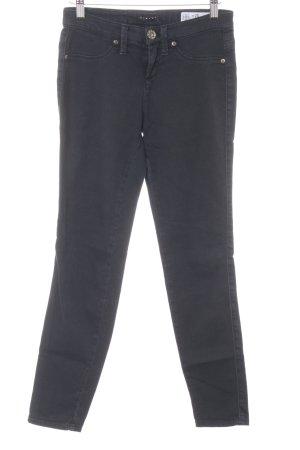 Sisley Röhrenjeans schwarz Casual-Look