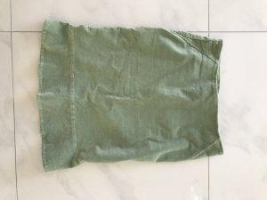 Sisley Jupe évasée vert clair