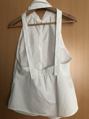 Sisley rückenfreies Hemd M