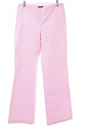 Sisley Flares light pink casual look