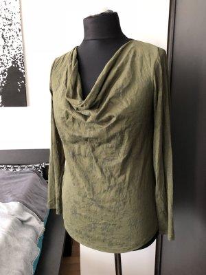 Sisley Shirt Oliv