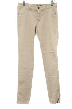Sisley Skinny Jeans beige Casual-Look