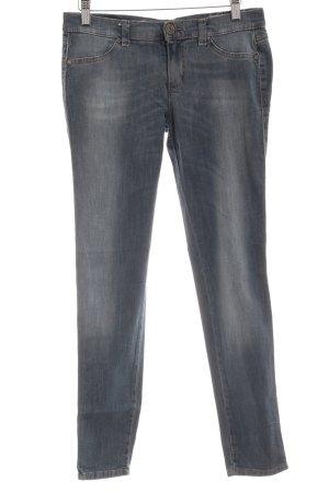 Sisley Skinny Jeans blau Casual-Look