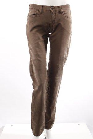 Sisley Slim Jeans braun