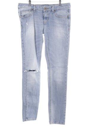 Sisley Slim Jeans himmelblau Casual-Look