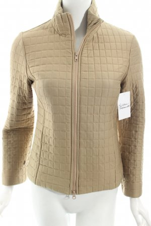 Sisley Steppjacke beige Casual-Look