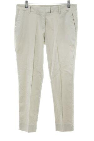 Sisley Stoffhose beige schlichter Stil