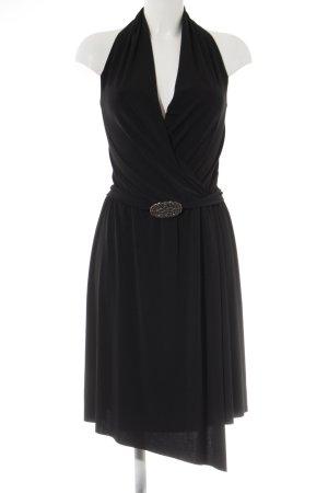 Sisley Stretch Dress black Gypsy style