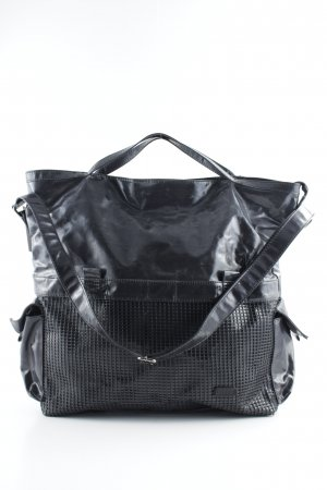Sisley Tote dark grey casual look