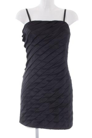 Sisley Trägerkleid schwarz Elegant