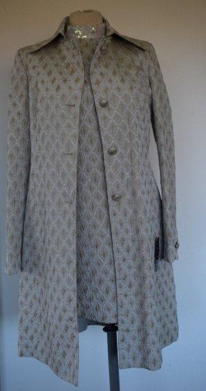 Sisley - Traumhafter Mantel & Kleid in sanften Tönen Gr. 40 - neu