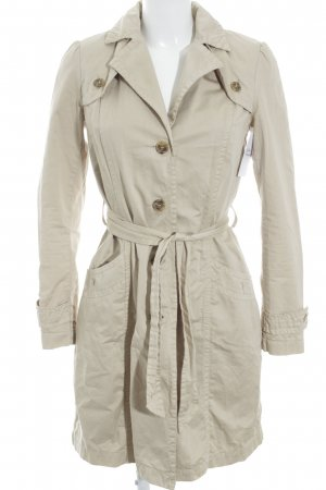 Sisley Trenchcoat beige Casual-Look