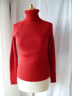 Sisley Warmer Rollkragen-Pullover in L