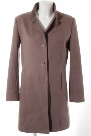 Sisley Giacca di lana marrone chiaro stile casual