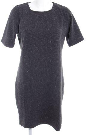 Sissy - Boy Shirtkleid anthrazit meliert schlichter Stil