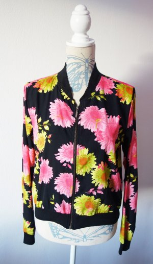 Sisters point Blouson aviateur multicolore polyester