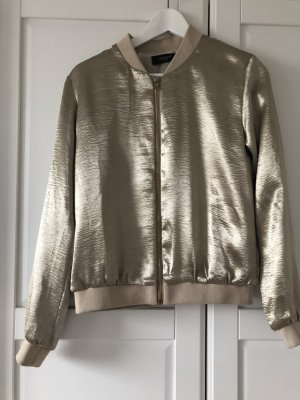Sisters point Chaqueta bomber color oro