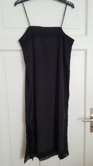 Sisters Point Slip Dress L 42 40 Schwarz Spitze lace neuwertig