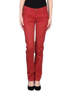 Siviglia Jeans rot XS/34 straight cut