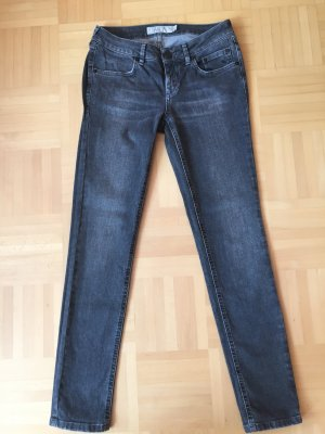 SIVIGLIA MADE IN ITALY Jeans W27 in anthrazit