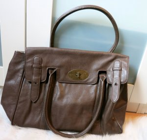 Six Carry Bag dark brown