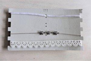 Six Collana bianco-argento