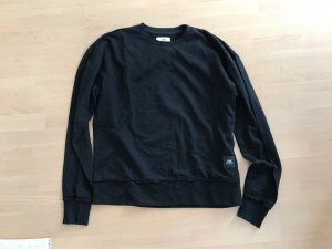 Sixth June Sweat Sweater Sweatshirt Schwarz Casual Basic M