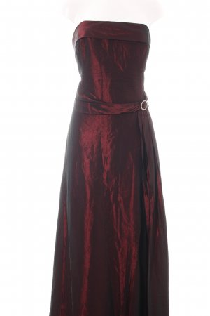 Sixth Sense Bustier Dress red casual look