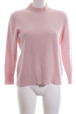 Sixth Sense Cashmere Jumper pink casual look