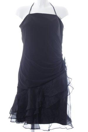 Sixth Sense Cocktailkleid schwarz Elegant