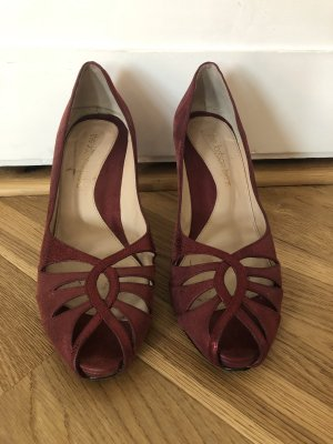 Sixties Glam High Heel Sandaletten