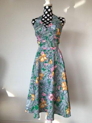Sixties-Sommerkleid mit Hawaiianischem Muster von Jack Hartley Miami