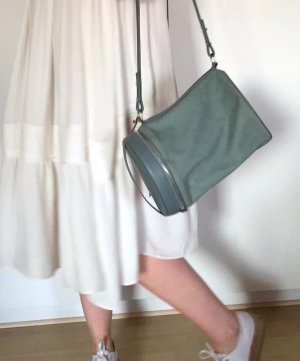 SKAGEN Blogger Handtasche - Barrel Bag - Türkis