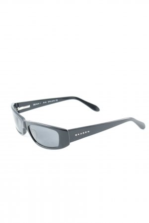 Skagen Glasses black casual look