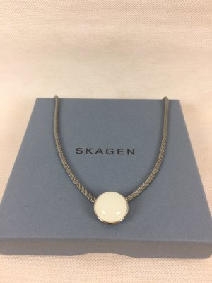 Skagen Necklace silver-colored stainless steel