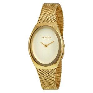 Skagen Damen-Armbanduhr Analog Quarz SKW2298