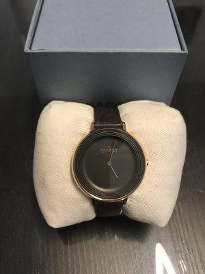 Skagen Analoog horloge zwart