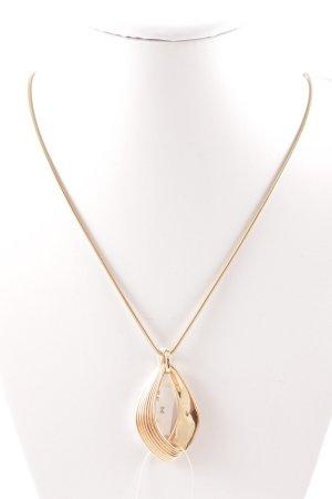 Skagen Halskette goldfarben Elegant